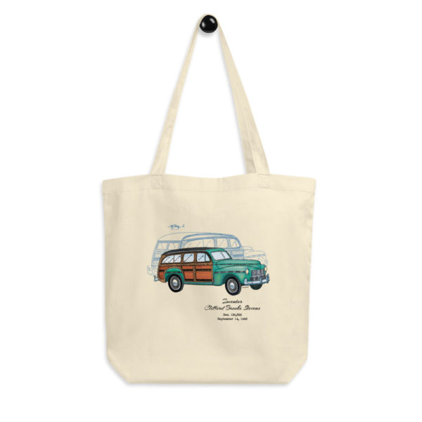 Woody '43 Tote Bag