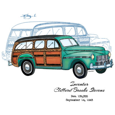Woody '43 Design