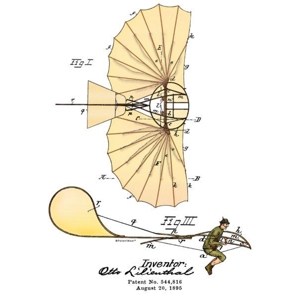 Lilienthal Glider Design