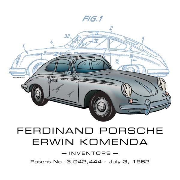 Porsche 356 Design