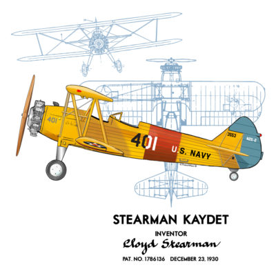 Stearman Kaydet Design