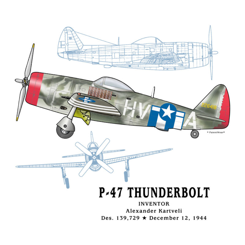 P-47 Thunderbolt Design