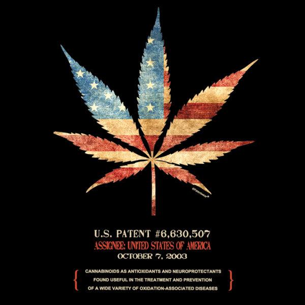 Cannabis 507 Design on Darks