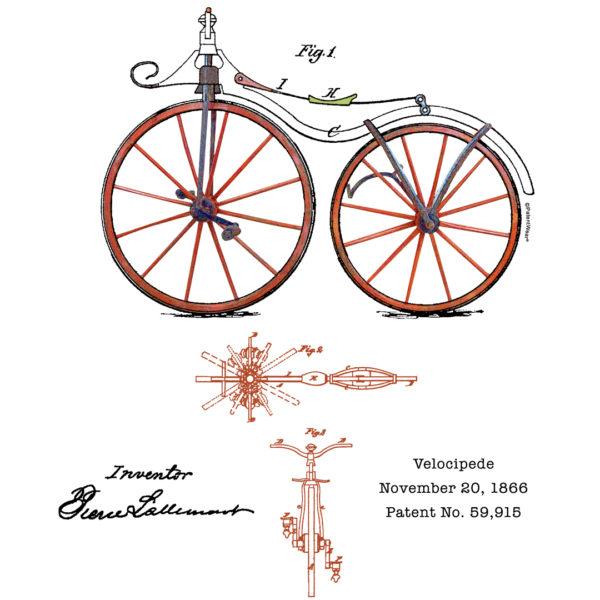Velocipede Design