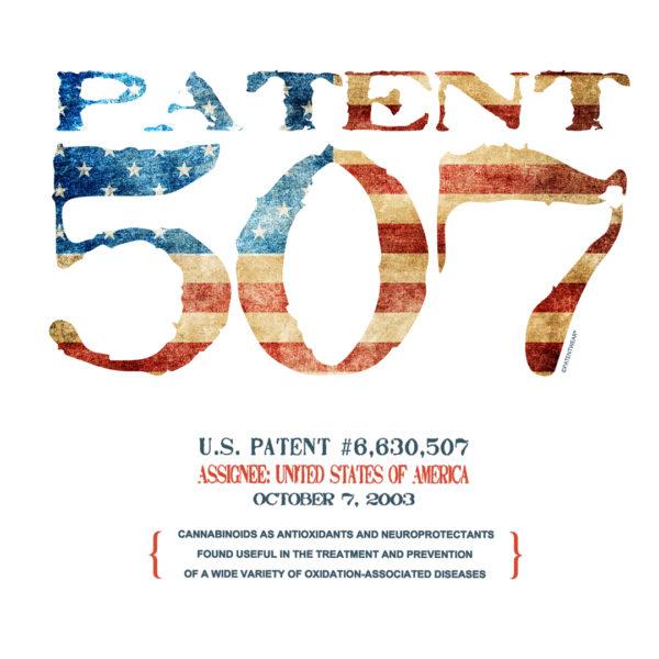 Patent 507 Design on Lights
