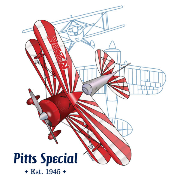 Pitts Special Design on Lights