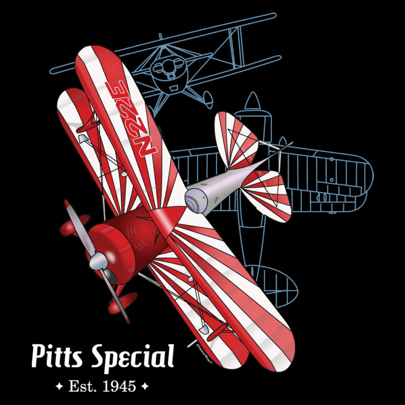 Pitts Special Design on Darks