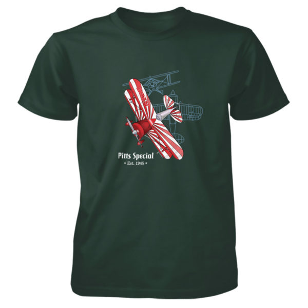 Pitts Special T-Shirt FOREST