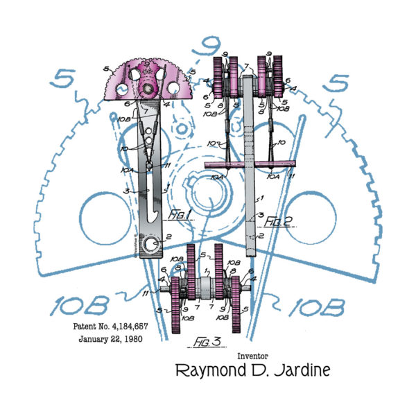 Jardine Cam Design