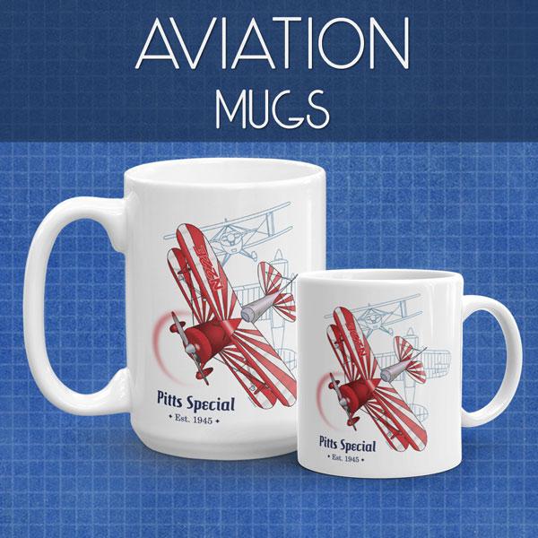 Aviation | Mugs