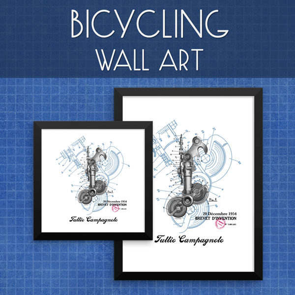 Bicycling | Wall Art