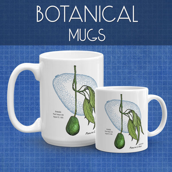 Botanical | Mugs