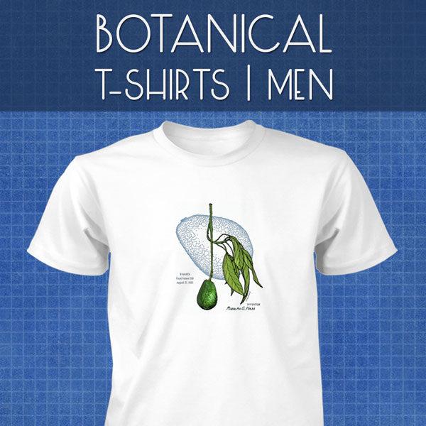 Botanical T-Shirts | Men