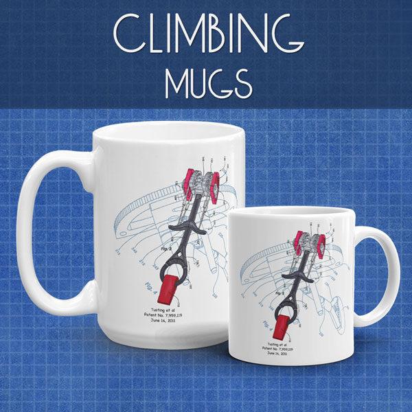 Climbing Mugs