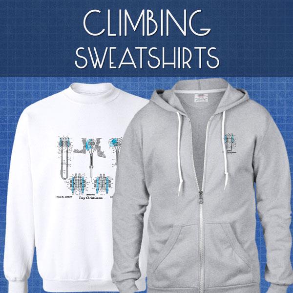 Climbing Sweatshirts | Unisex