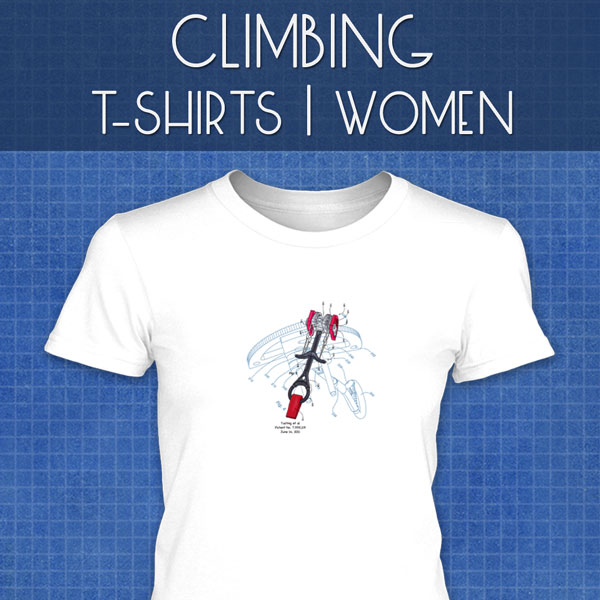 Climbing T-Shirts | Women