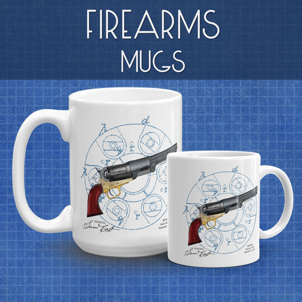 Firearms Mugs