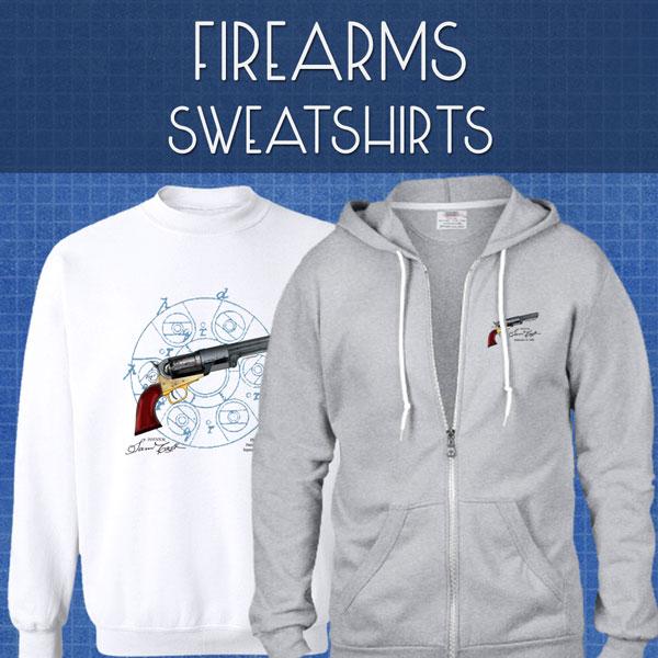 Firearms Sweatshirts | Unisex