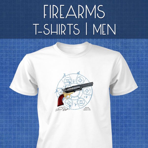 Firearms T-Shirts | Men