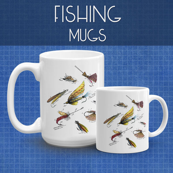 Fishing | Mugs