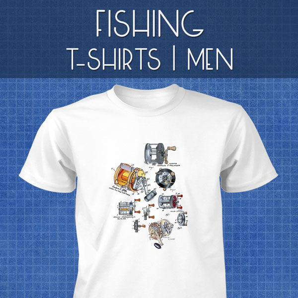 Fishing T-Shirts | Men