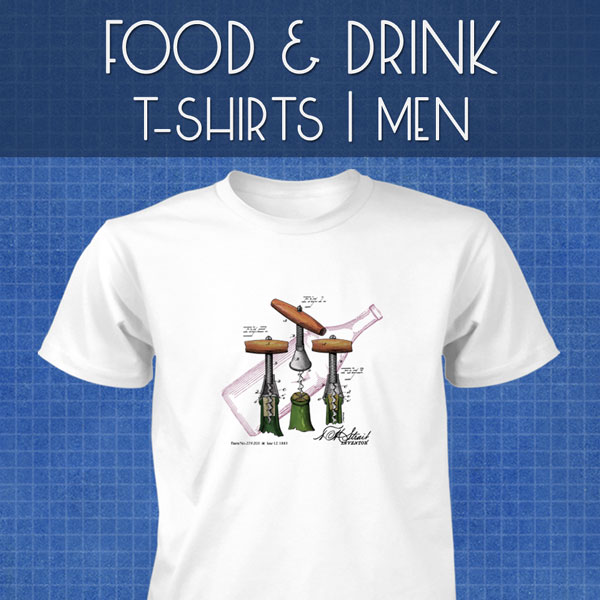 Food & Drink T-Shirts | Men