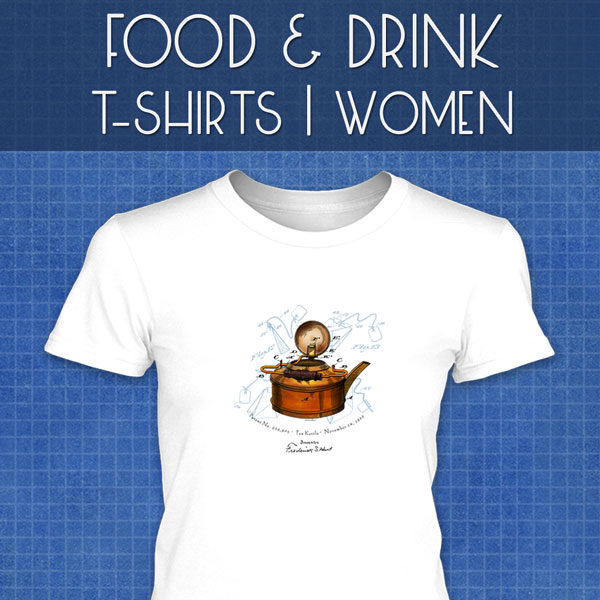 Food & Drink T-Shirts | Women
