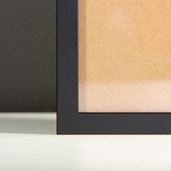 Frame for framed poster prints—FRONT