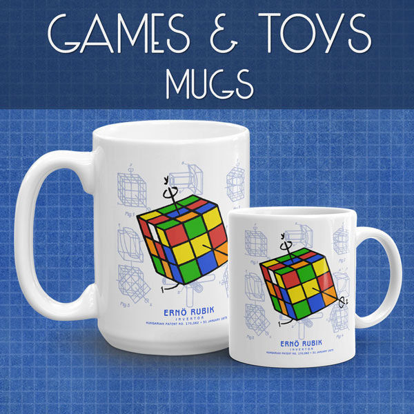 Games & Toys | Mugs