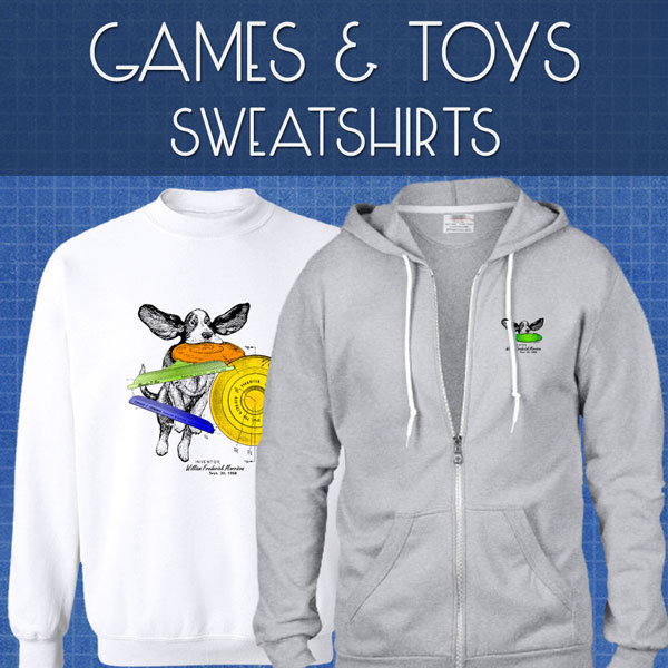 Games & Toys Sweatshirts | Unisex