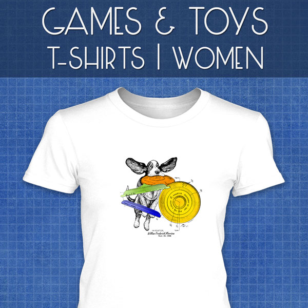 Games & Toys T-Shirts | Women