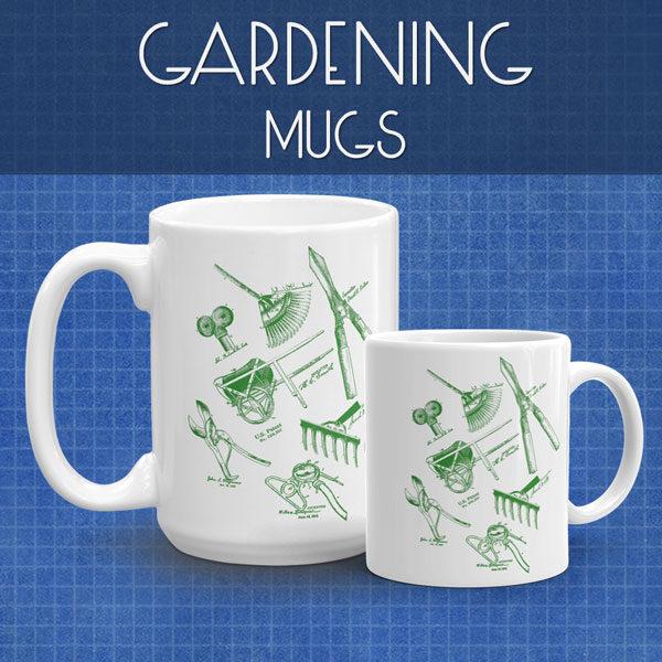 Gardening | Mugs