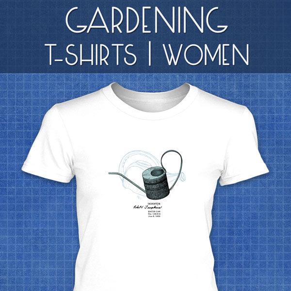 Gardening T-Shirts | Women