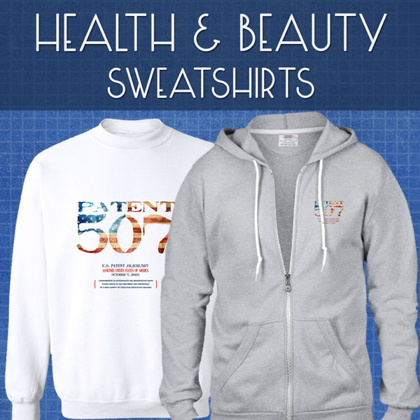 Health & Beauty Sweatshirts | Unisex