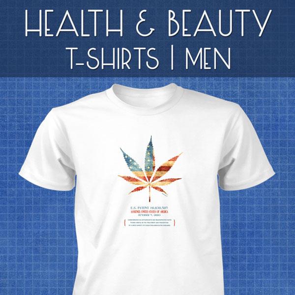 Health & Beauty T-Shirts | Men