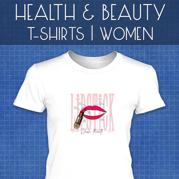 Health & Beauty T-Shirts | Women