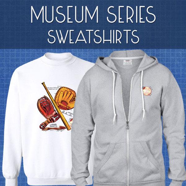 Museum Series Sweatshirts | Unisex