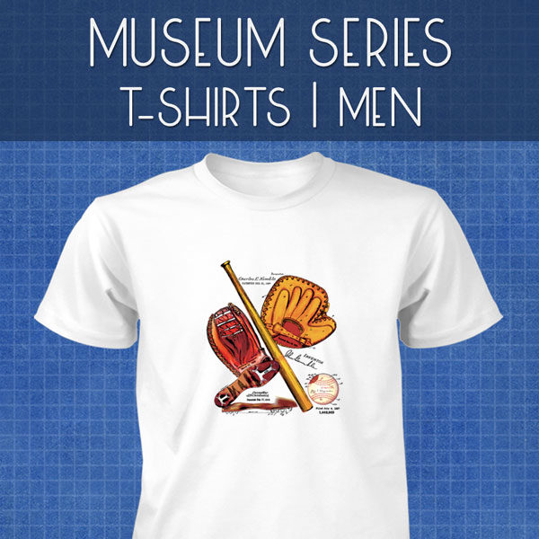 Museum Series T-Shirts | Men