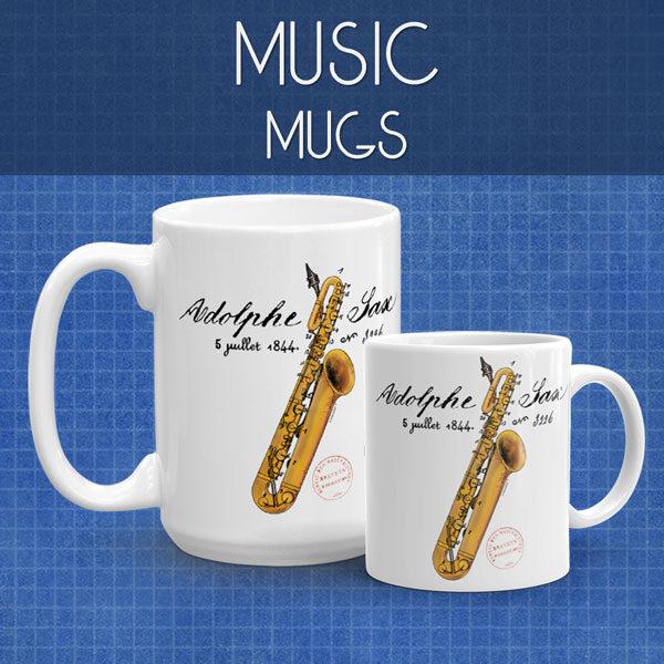 Music | Mugs