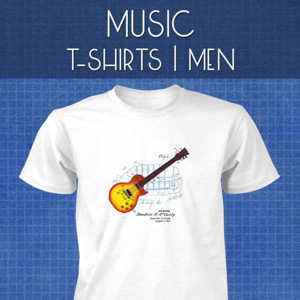 Music T-Shirts | Men
