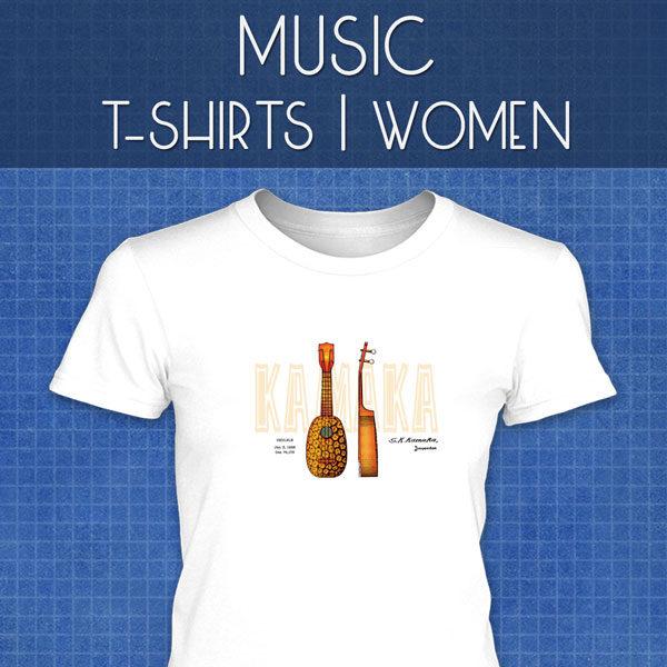 Music T-Shirts | Women