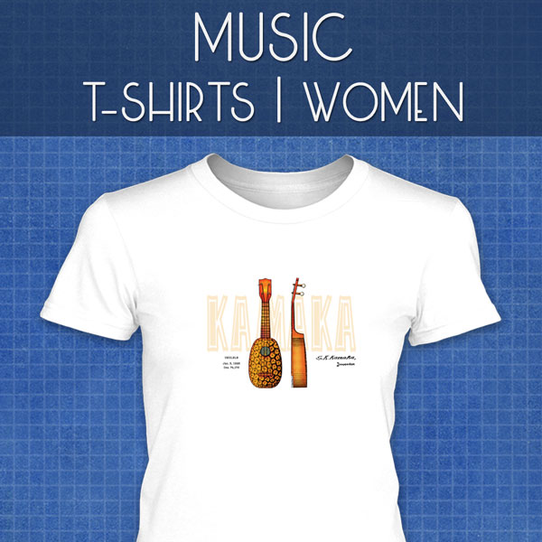 Music T-Shirts | Women