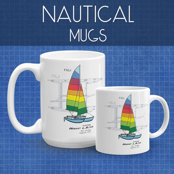 Nautical | Mugs