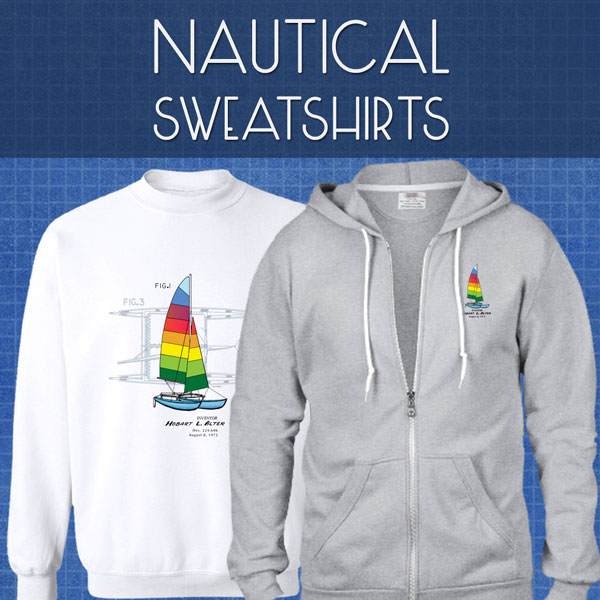 Nautical Sweatshirts | Unisex