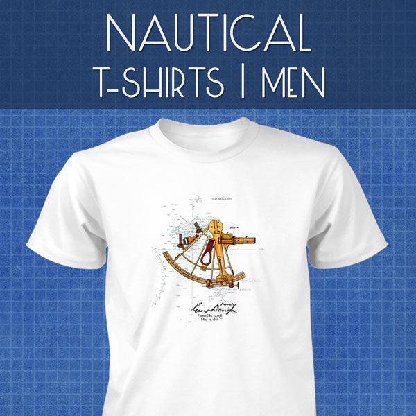 Nautical T-Shirts | Men