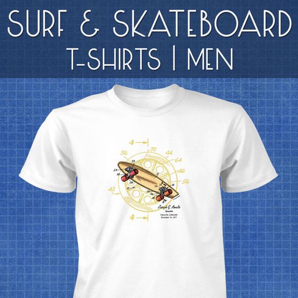 Surf & Skate T-Shirts | Men