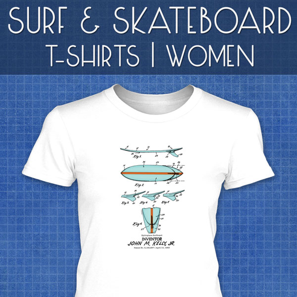 Surf & Skate T-Shirts | Women