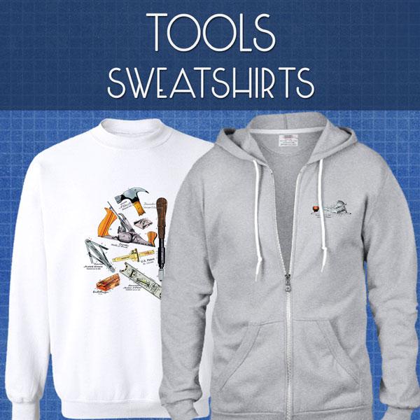 Tools Sweatshirts | Unisex