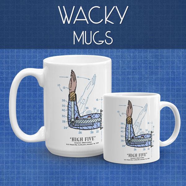 Wacky | Mugs