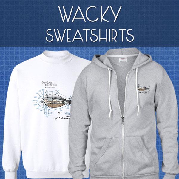 Wacky Sweatshirts | Unisex
